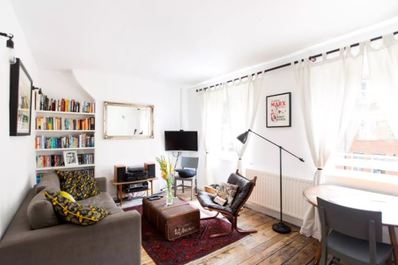 Cosy flat with character next to London Bridge!