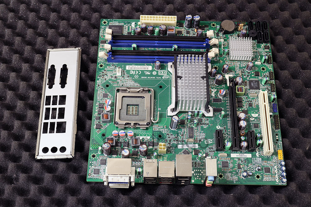 Intel Desktop Board Dq45cb Drivers Download