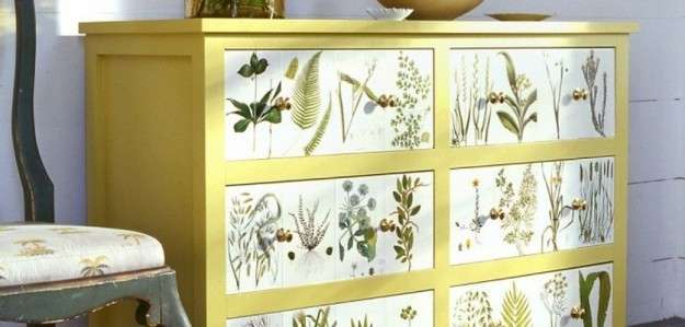 Ecco come abbellire vecchi mobili ecosost vivere sostenibile for Cassettiere su amazon