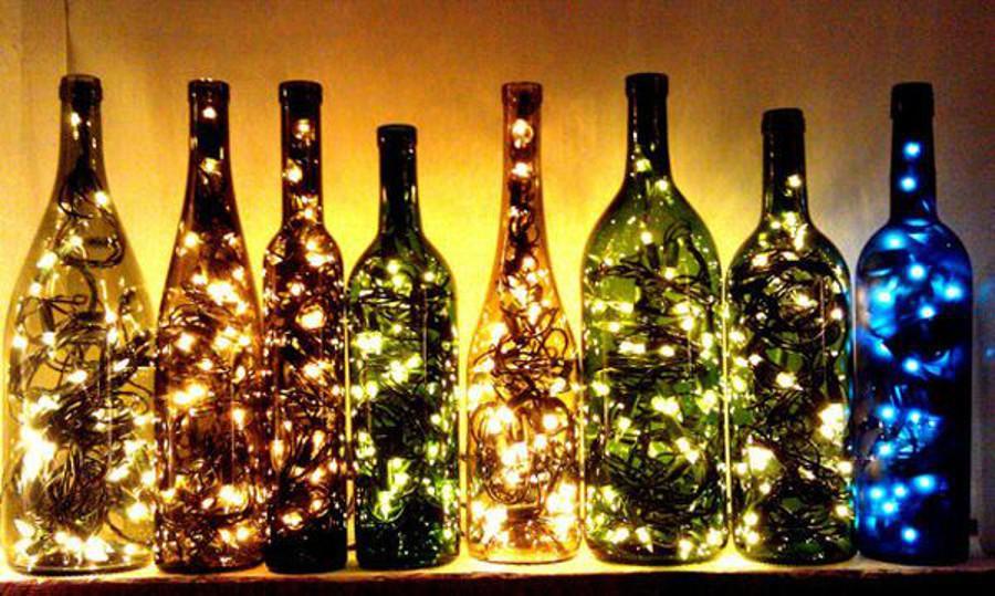 Eco lampade da giardino fai da te ecosost vivere sostenibile