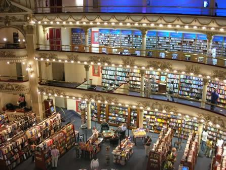 Le più famose librerie del mondo - Lonely Planet
