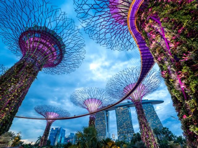 10 motivi per visitare Singapore