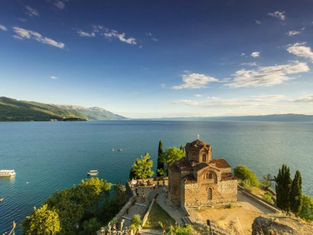 Avventura in Macedonia