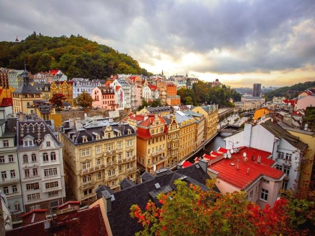 Oltre Praga: le terme di Karlovy Vary