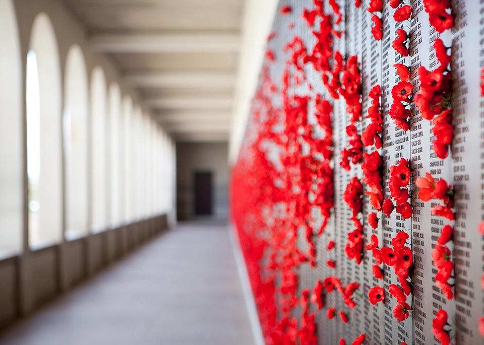 L'Australian War Memorial ospiterà il centenario dell'armistizio della prima guerra mondiale ©CoolR / Shutterstock