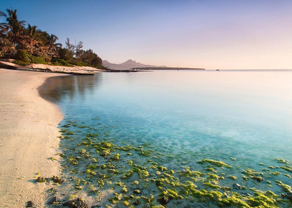 Una classica immagine mozzafiato di Mauritius, nazione insulare che quest'anno festeggia 50 anni di indipendenza dal Regno Unito ©Claire Willans / 500px