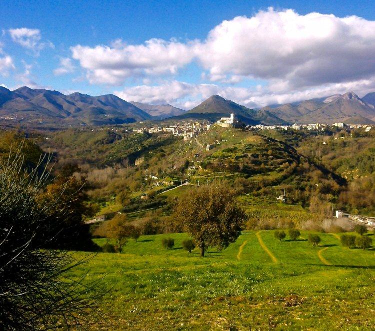 Castrovillari, città del Pollino (Calabria)