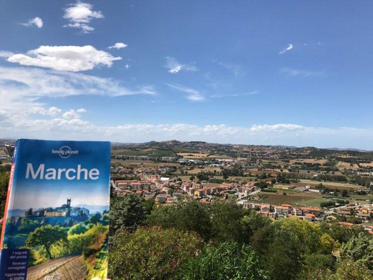 La bellezza della Marche vista da Loreto