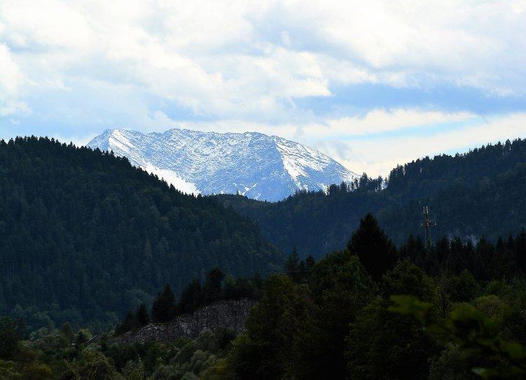 Vils - Veduta sui Monti
