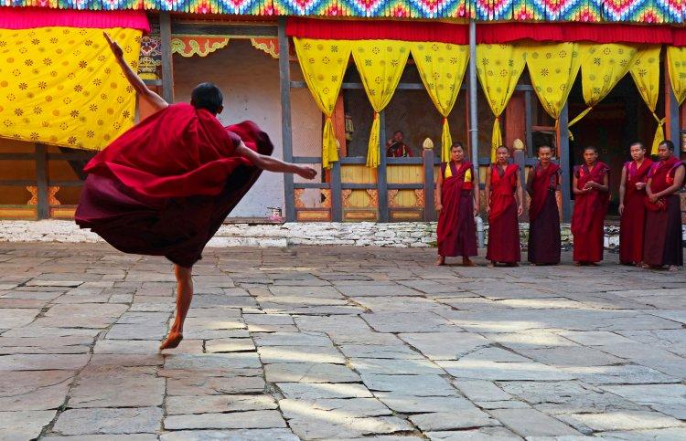 Jakar Dzong,Jakar,Bhutan
