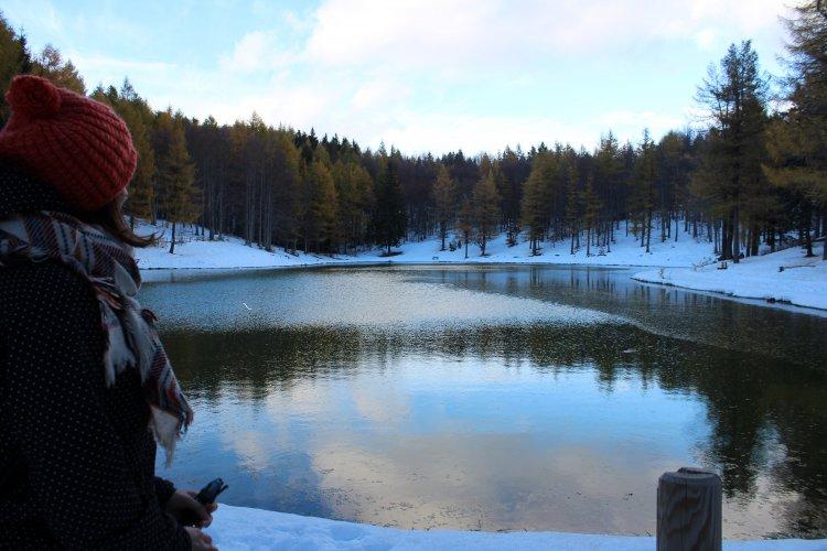 Lago della Ninfa- Sestola