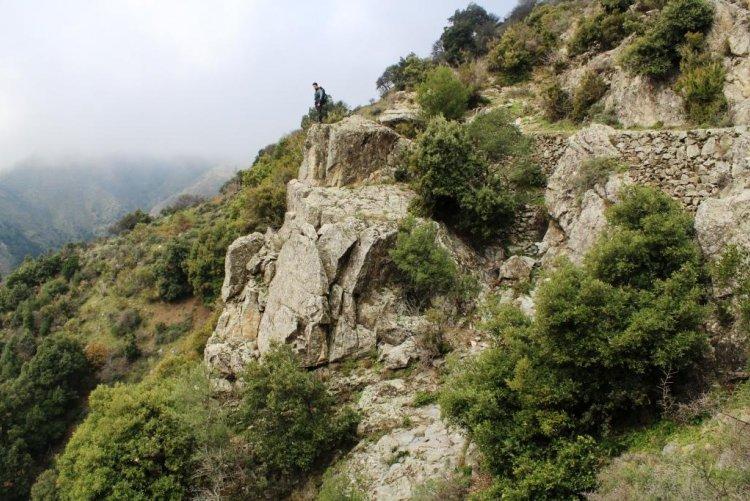 CALABRIA:Sul sentiero tra Agrami e Casalnuovo_Aspromonte