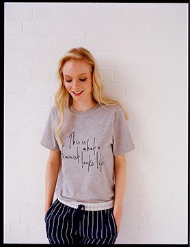 ELLE Whistles T-shirt