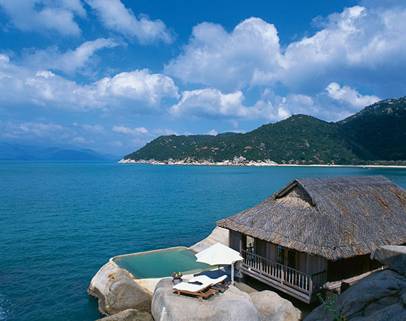 Six Senses Nin Vanh Bay Vietnam