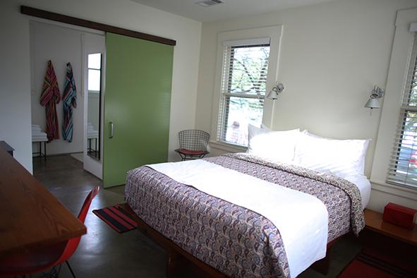 Hotel San José Austin Texas
