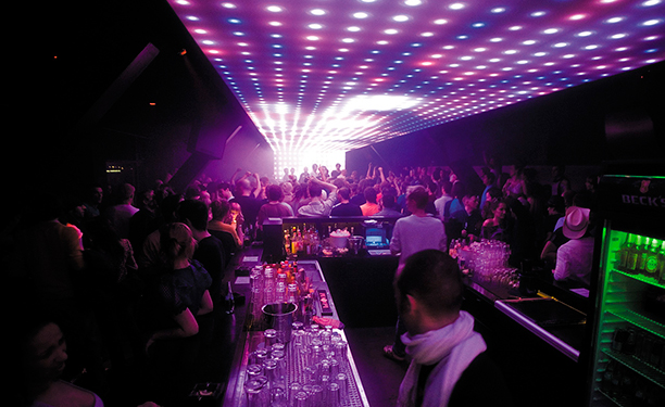 ELLE's top ten clubs: Watergate Berlin