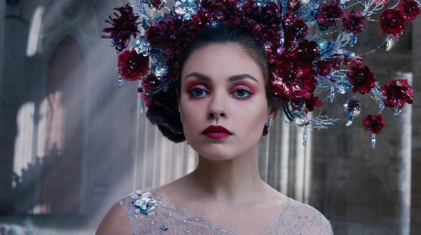 Mila Kunis jupiter ascending makeup