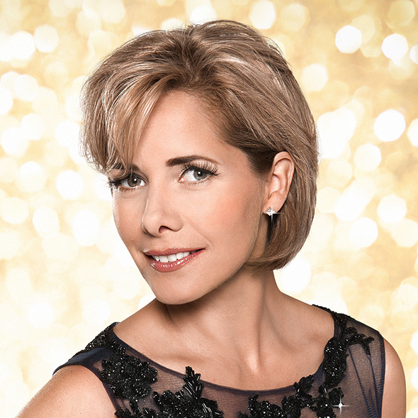 Strictly Come Dancing hair - Short Hair Tips - Good Housekeeping