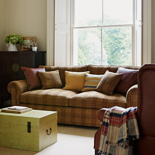 Interior design ideas tartan good housekeeping for Interior home designers in parker co