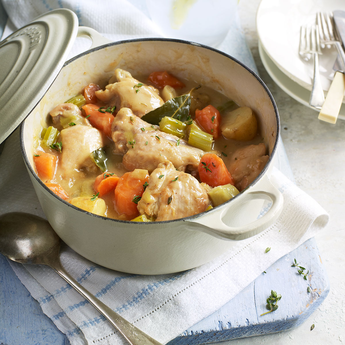 Easy onepot chicken casserole recipe bbc good food dinocrofo easy onepot chicken casserole recipe bbc good food forumfinder Image collections
