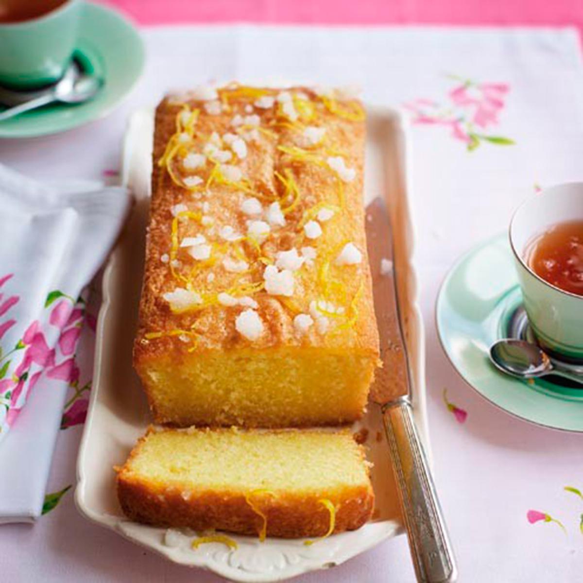 Good Food Gluten Free Lemon Drizzle Cake