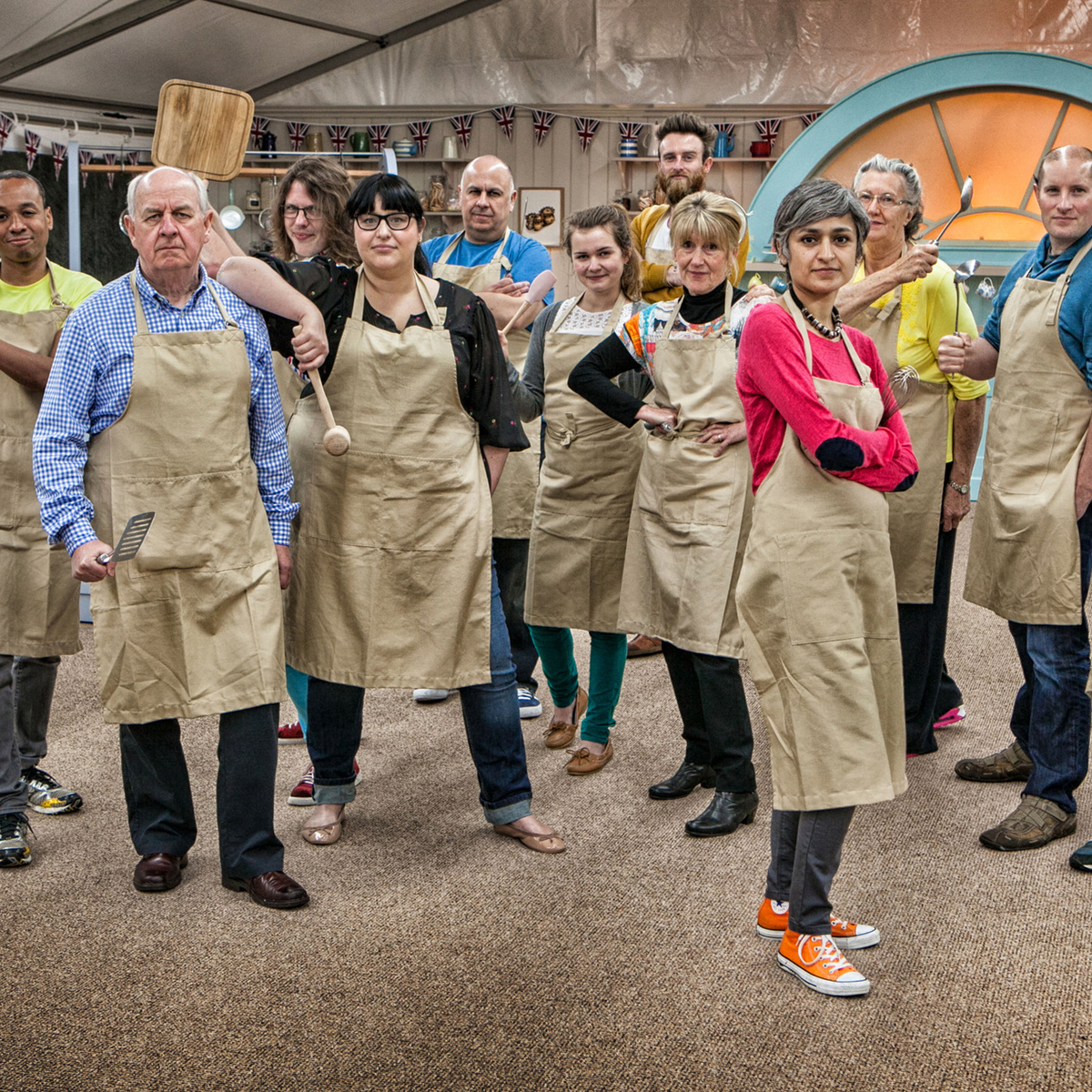 Why Great British Bake Off Series 5 will be the best yet ...