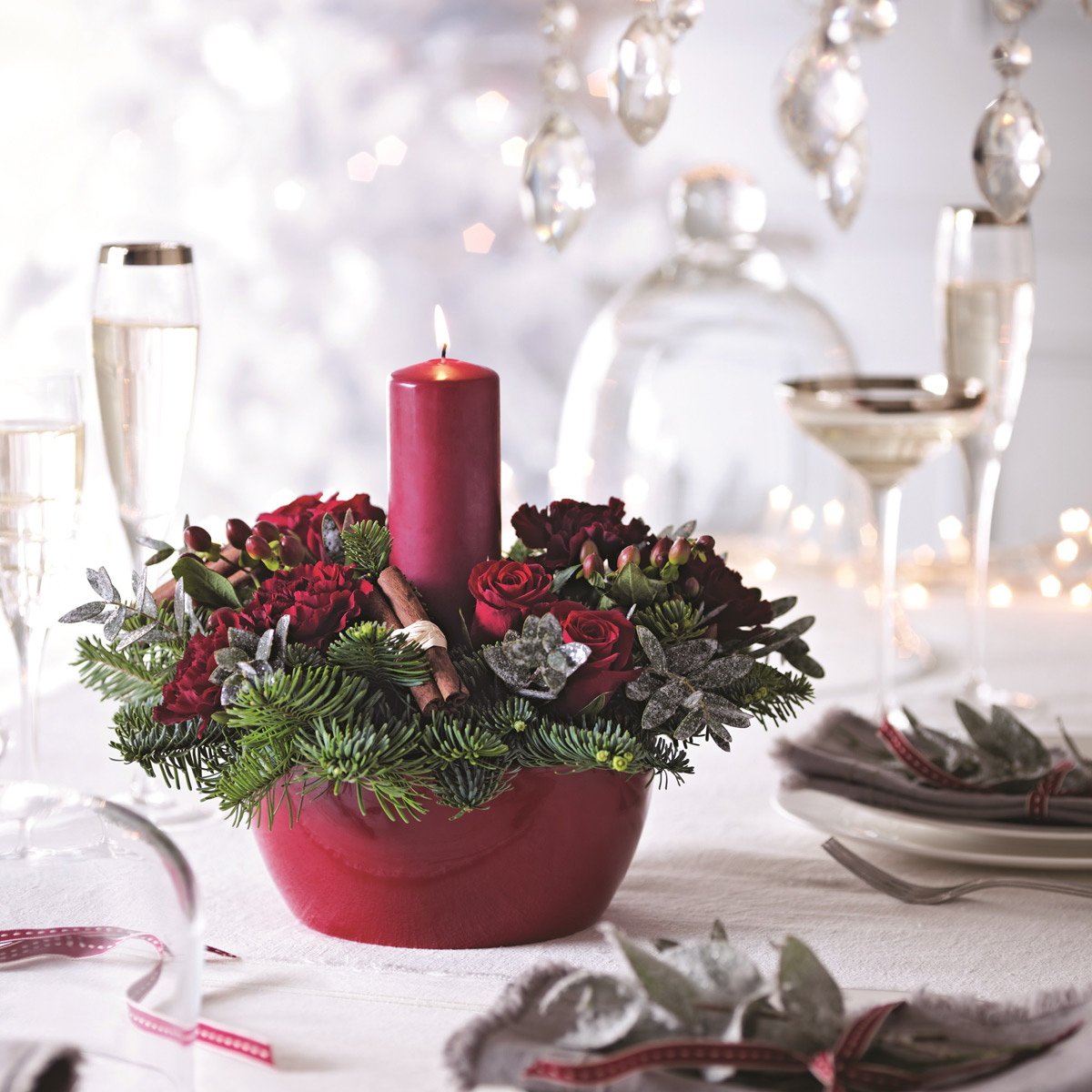 Fabulous Flower Tips From A MampS Expert Christmas
