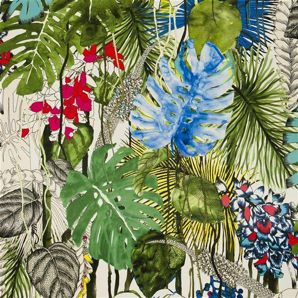 Jardin exo chic bougainvillier fabric belles rives for Lacroix jardins 78