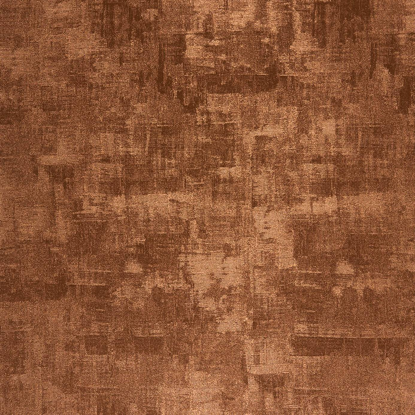 Uni Copper Wallpaper Majestic Casadeco