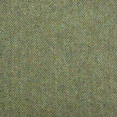 Herringbone Mountain Bracken Fabric Harris Tweed Art