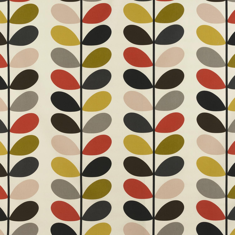 Multi Stem Tomato Fabric Orla Kiely Prints Volume 1