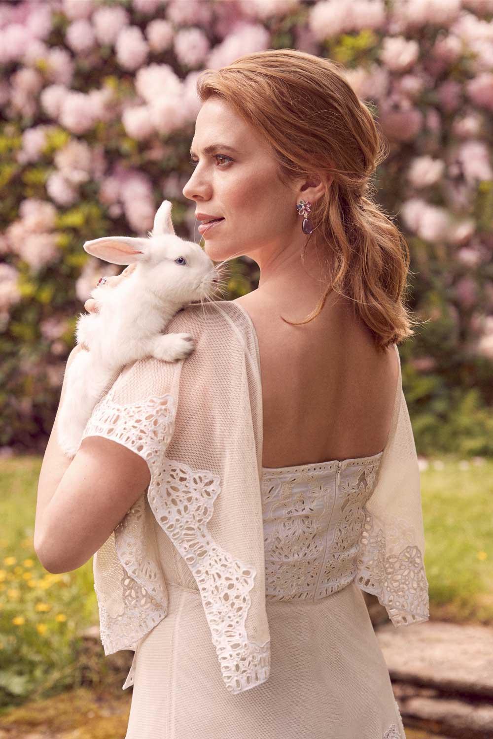 Hayley Atwell stars in T&C\'s autumn issue | Town & Country Magazine UK