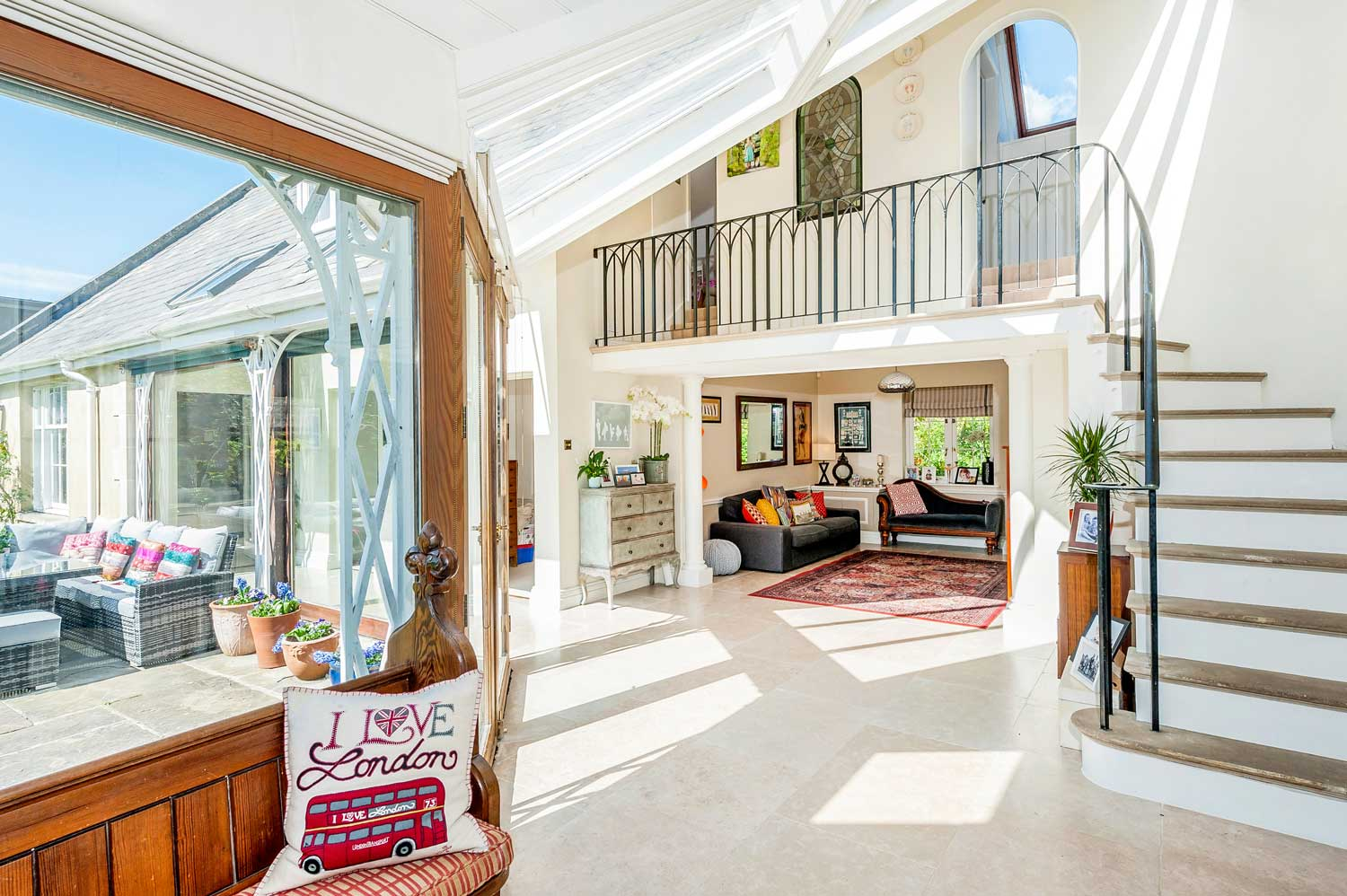 Property of the Day: Barcote House, Lansdown Grove, Bath | Town ...