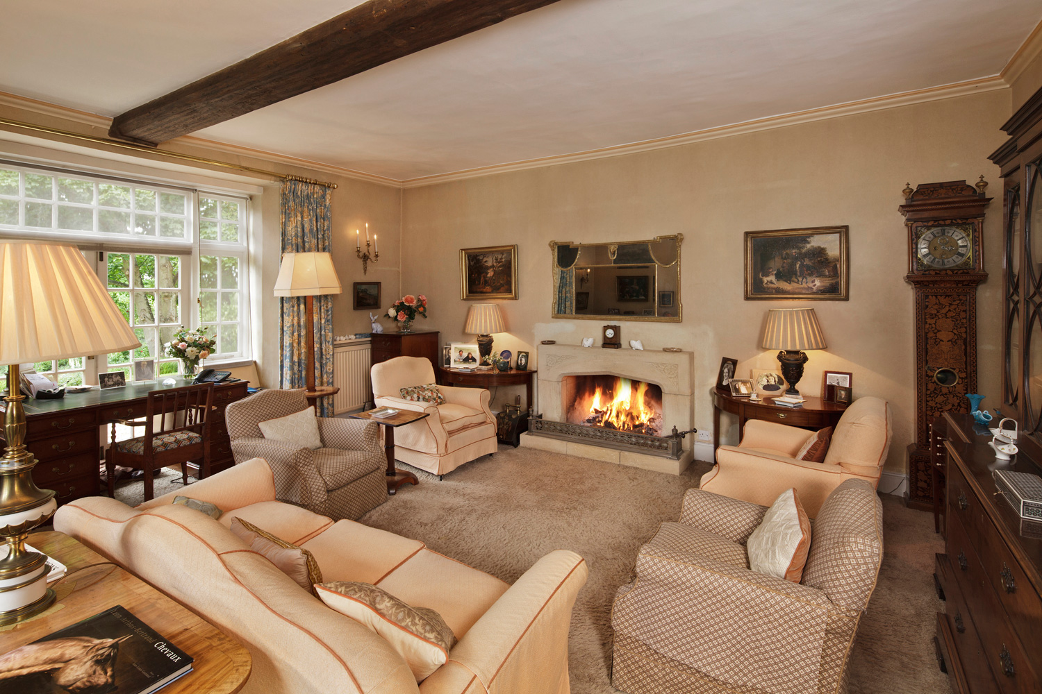 property of the day bletsoe castle bedfordshire town u0026 country