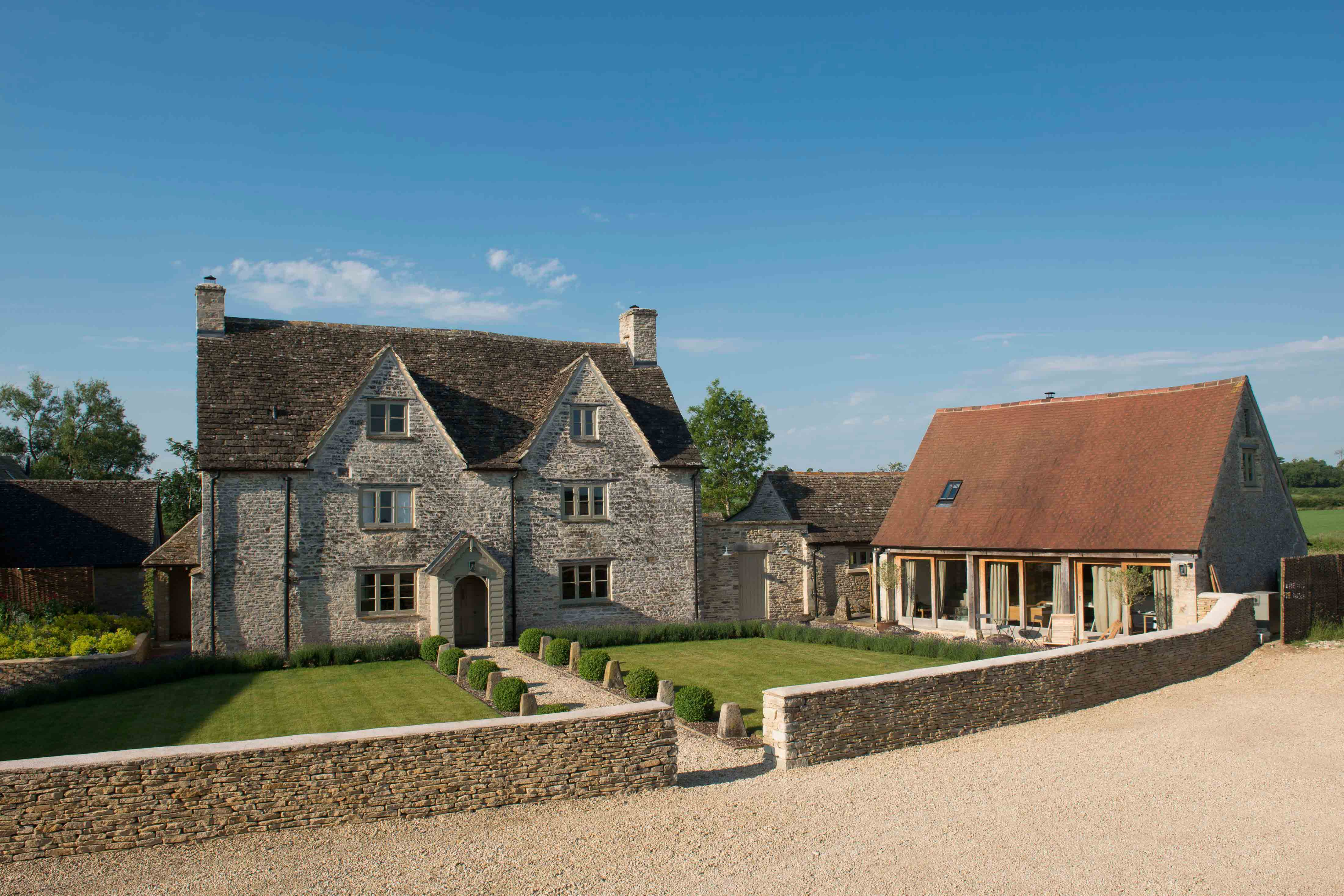 Property of the Day: Mill Farmhouse, Cirencester | Town & Country ...