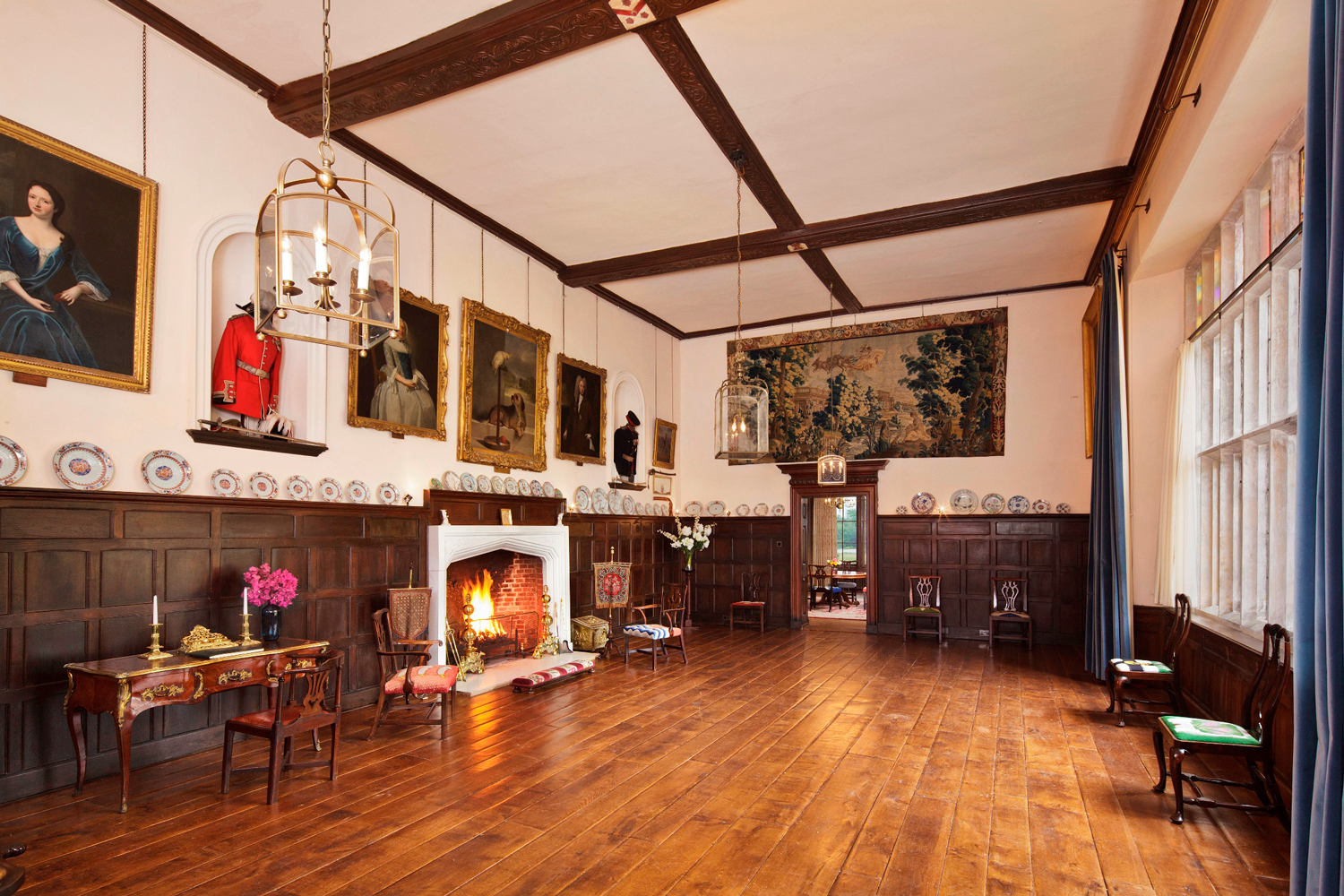 property of the day spains hall essex town u0026 country magazine uk