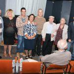 Familiars de regidors i alcaldes represaliats, al final de l'acte