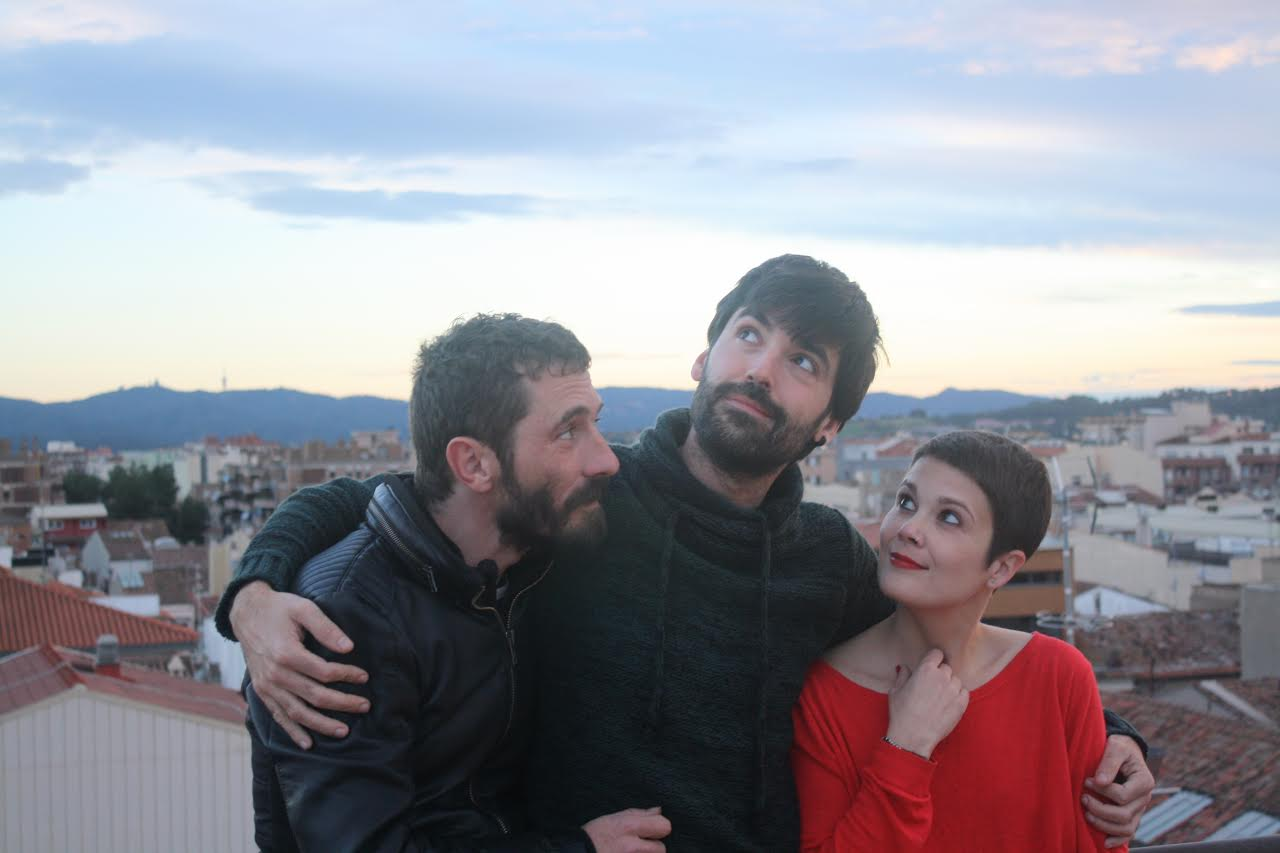 Borja Penalba, Roca Casagran i Mireia Vives porten 'L'amor fora de mapa'