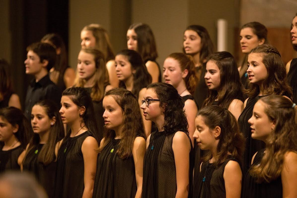 El Cor Infantil és un dels protagonistes de la nova temporada d'Amics de la Unió