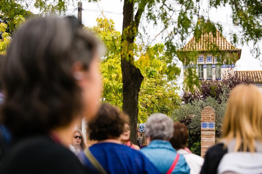 Les visites es fan el primer diumenge de cada mes de març a novembre