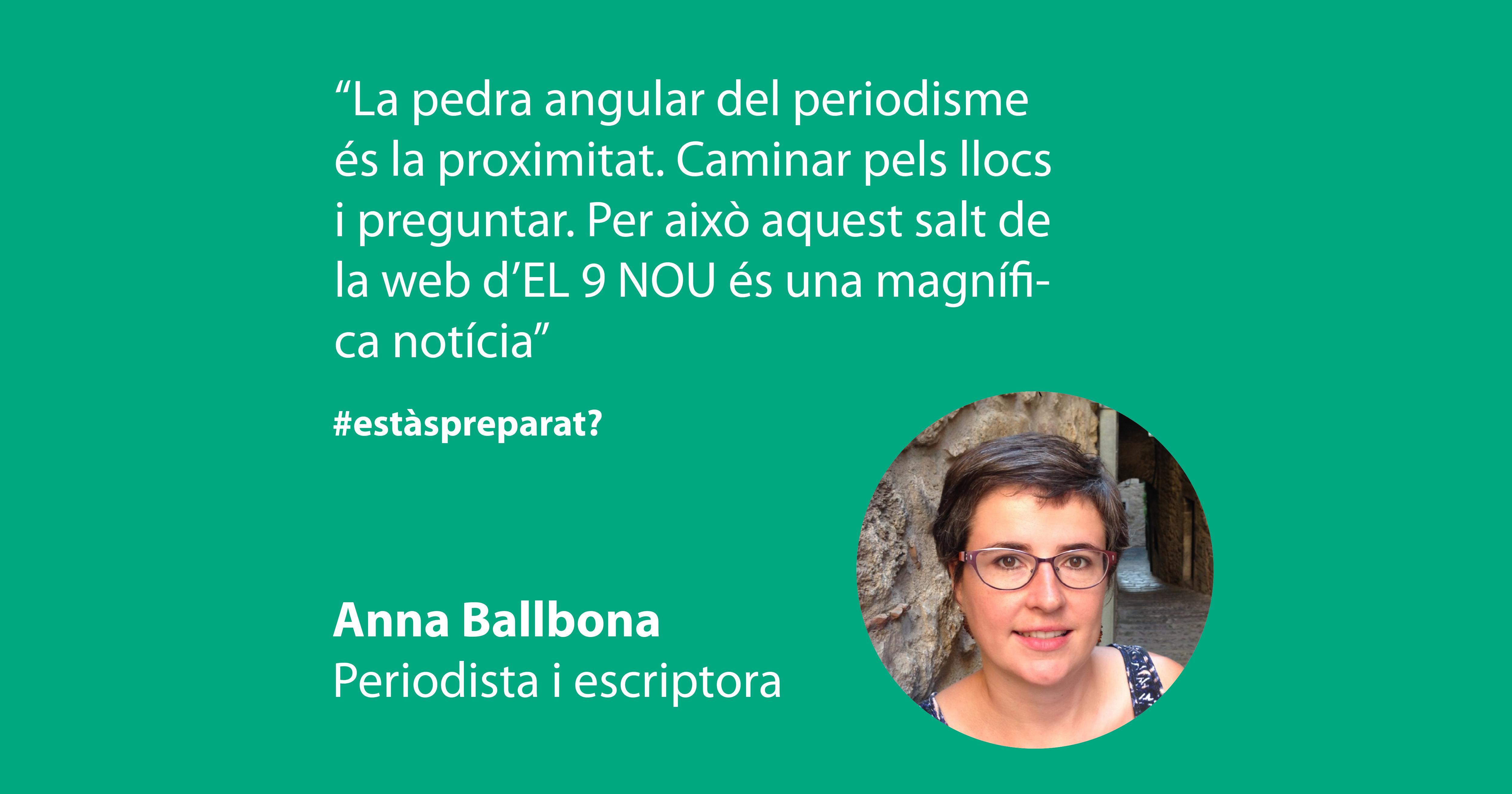 Anna Ballbona