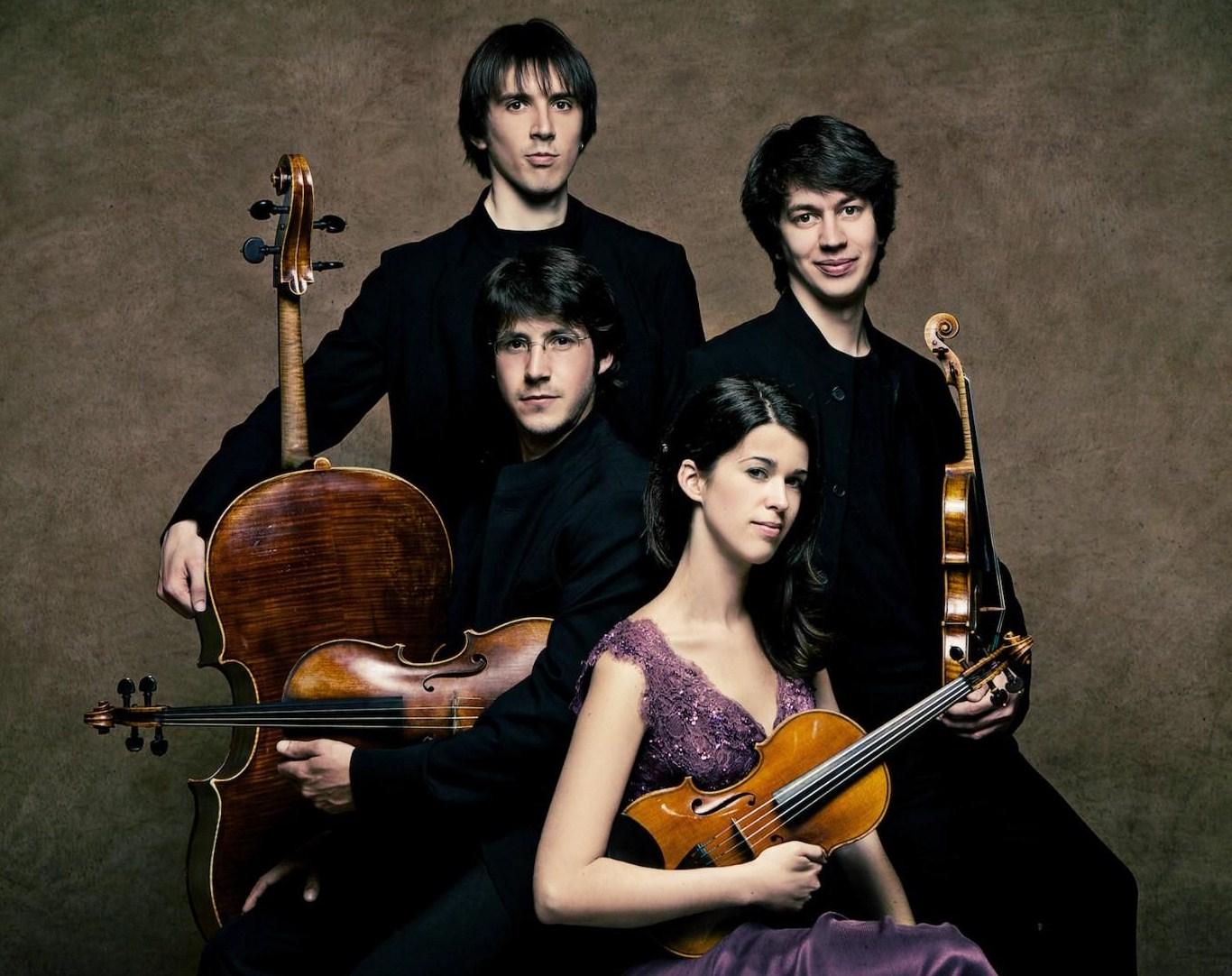 La vigatana Judit Bardolet és una de les artistes del Quartet Gerhard