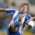 Cristian Hidalgo ha passat per equips de Primera com el Deportivo o l'Hércules