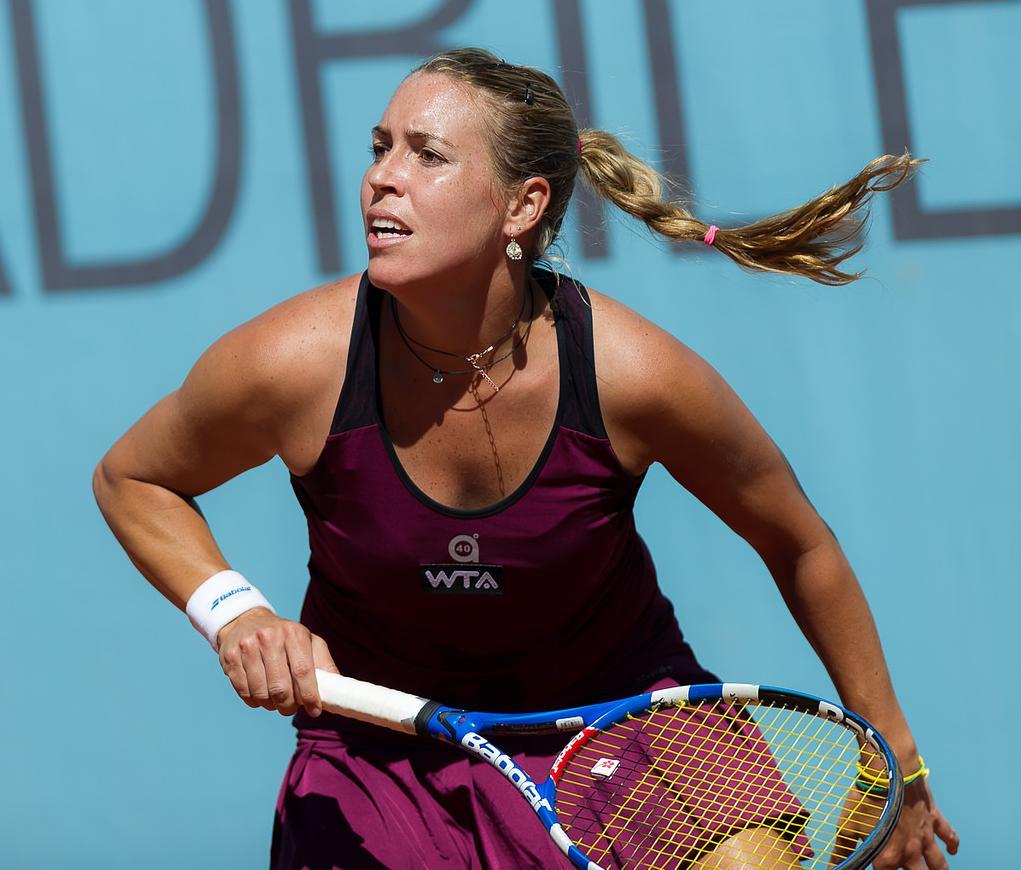 Laura Pous ha participat en torneigs professionals arreu del món durant 15 anys