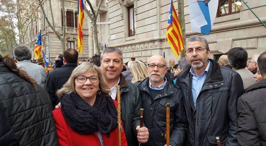 Alcaldes del PDECat del Baix Montseny