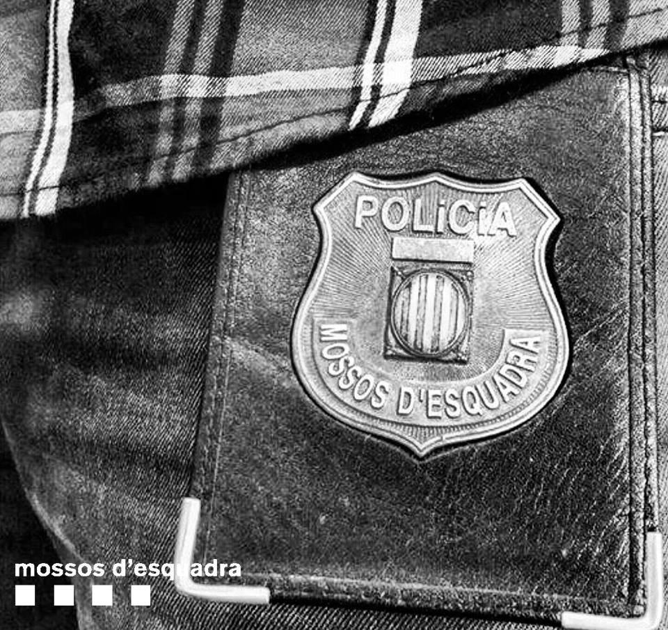 Els Mossos van poder detenir sis persones de Badalona