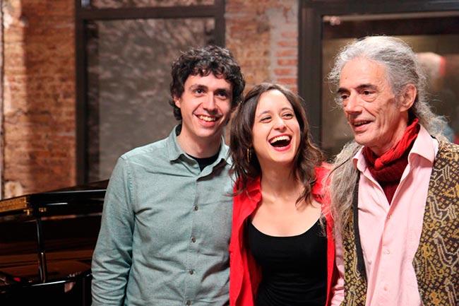 Daniel Ariño, Maria Mauri i Enric Casasses són els protagonistes de l'espectacle