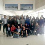 La primera trobada de professors implicats al projecte que es va fer a Portugal