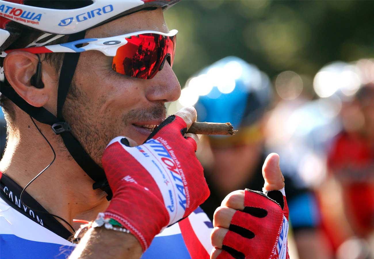 Joaquim Rodríguez admet que no està al 100% per competir