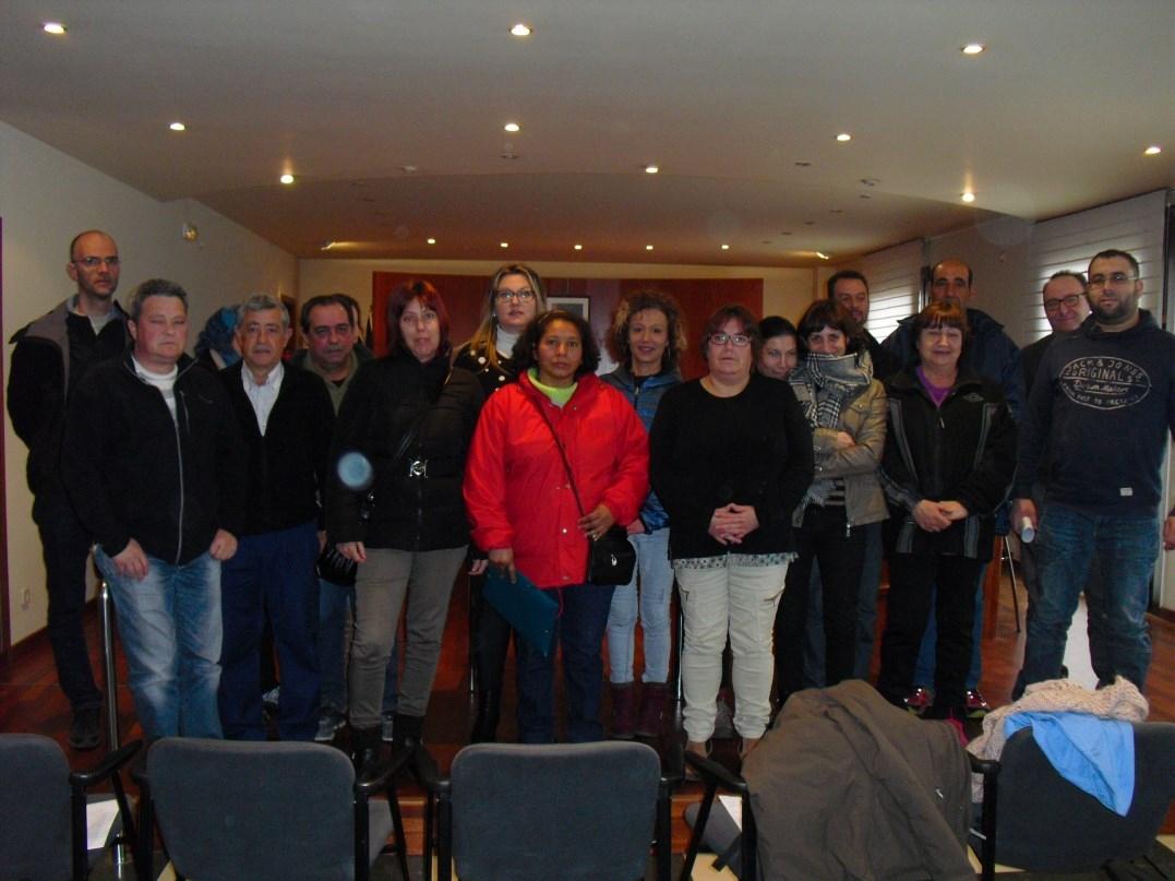 Manlleu contracta 19 persones en el marc del Programa de treball i formació